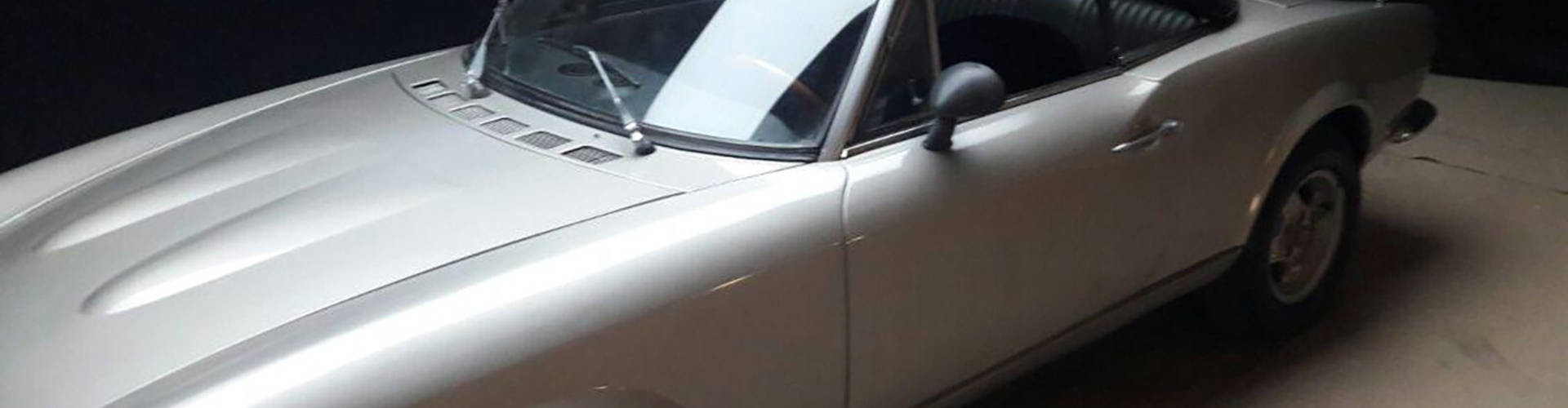 Denitto Classic Cars - We restore and sell classic cars