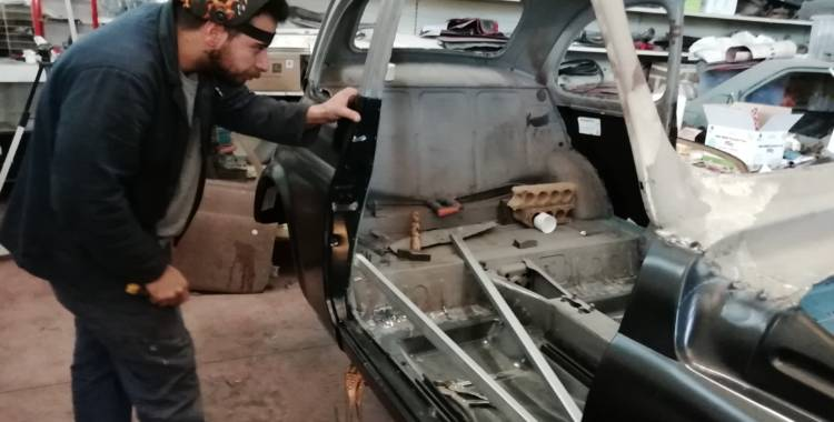 …Only another Restoration Project – Fiat 500 F