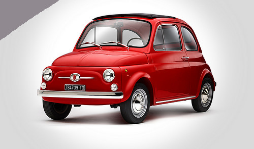 Fiat 500 F Or Berlina 1965 1973 Silver Selection
