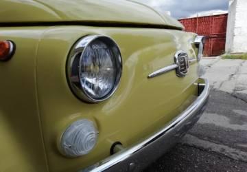 Il restauro dell'auto di George e Judith – storie di restauro