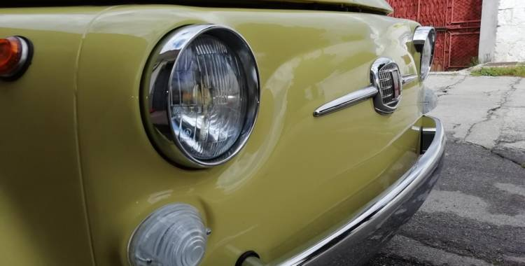 The restoration of George's Fiat 500 F – Restoration Stories