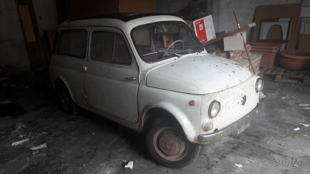 1964 Fiat 500 Giardiniera