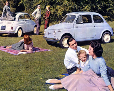Discover the history of your classic Fiat 500