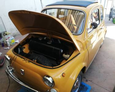 Pre Purchase classic Fiat 500 Inspections