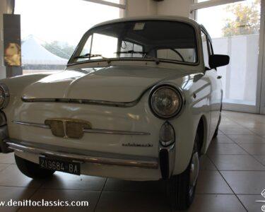 1968 autobianchi bianchina panoramica