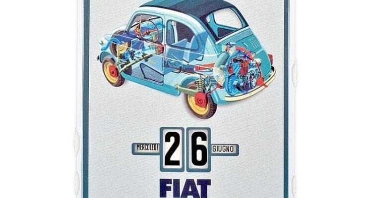 perpetual calendar fiat 500 - snapshot